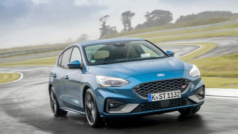 M-Sport, test a Cockermouth: Foto