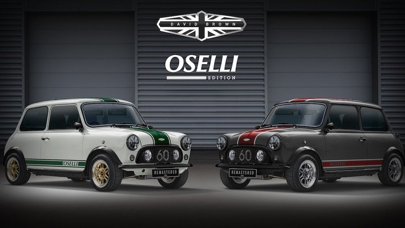MINI Remastered Oselli, David Brown supera quota 100