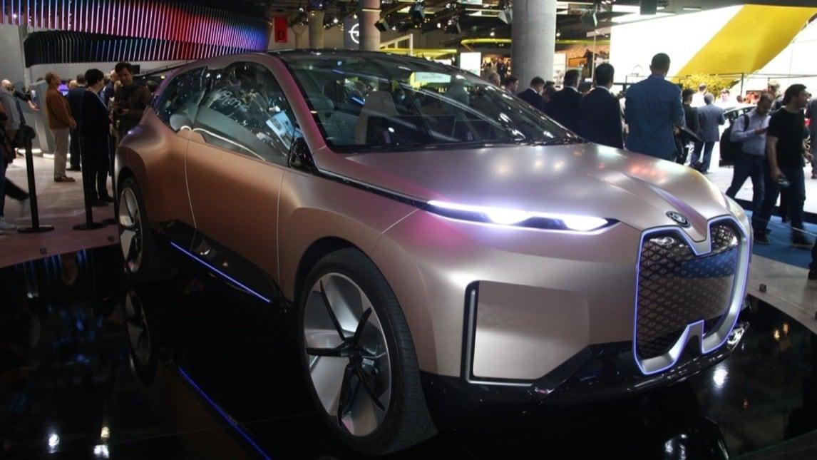 BMW Al Salone Di Francoforte 2019: FOTO
