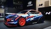 Hyundai i10 N Line, i30 Project C e Veloster ETCR: Francoforte a tutto sport