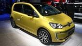 Nuova Volkswagen e-up!, autonomia aumentata a Francoforte
