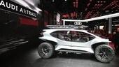 Audi AI:TRAIL quattro, off-road del futuro a Francoforte