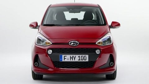 Salone di Francoforte 2019, Hyundai I10: VIDEO