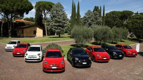 Fiat 500X Sport: Foto