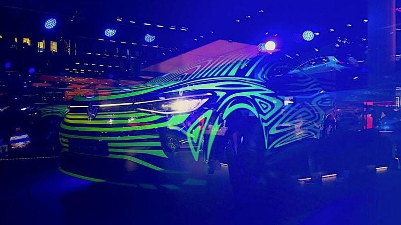 Volkswagen ID.4, prossimo passo il suv compatto elettrico