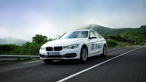 ZF, EVplus: autonomia 100 km elettrica: FOTO