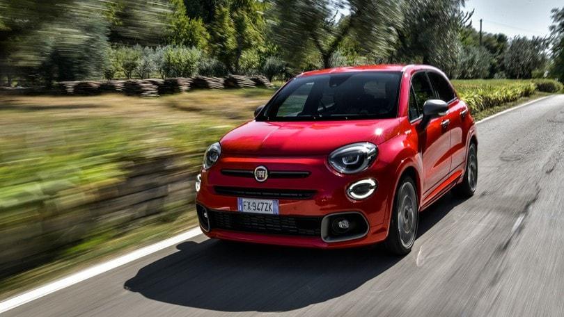 Fiat 500X Sport: VIDEO