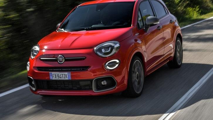 Fiat 500X Sport, la prova al top con 150 cavalli