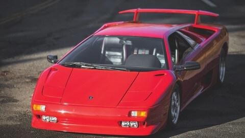 Lamborghini Diablo, il Toro degli anni Novanta: foto