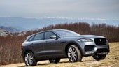 Jaguar F-Pace, restyling 2020 in arrivo con infotainment evoluto