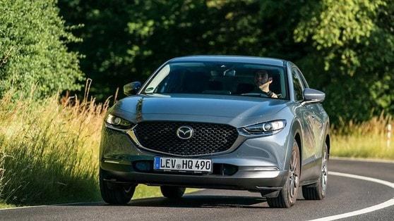 Mazda al Salone di Tokyo anticipa l'elettrico del 2020