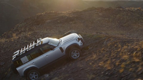 Salone di Francoforte 2019, Land Rover Ambassador, il sogno: VIDEO