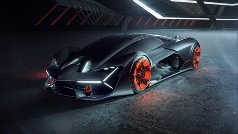 Lamborghini Terzo Millennio: FOTO