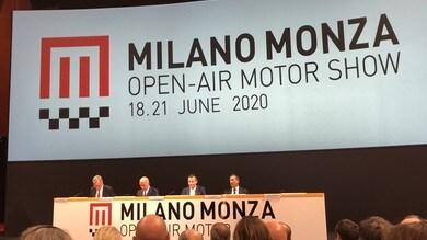 Milano Monza open air Motor Show, ecco la presentazione ufficiale