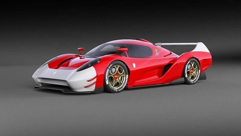 Glickenhaus SCG007 è la hypercar per Le Mans