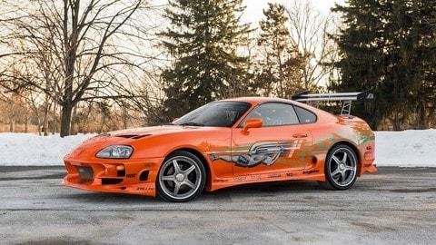 """""""Fast & Furious"""", le auto del primo film: FOTO"""
