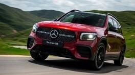 Mercedes EQB, quasi come GLB ma elettrico