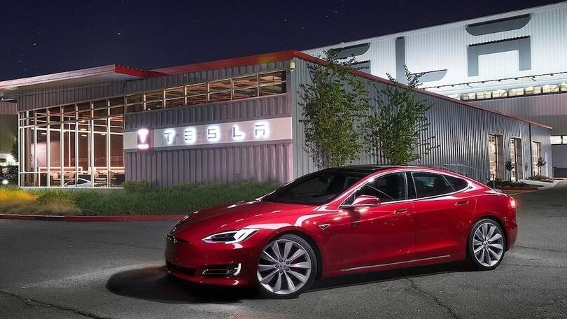 Tesla Model S Plaid rivela il tempo al Nurburgring e il nuovo obiettivo