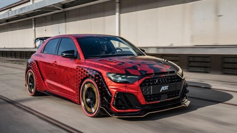 Audi Daniel Abt