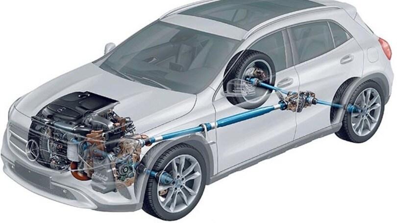 Mercedes GLA 220 CDI 4Matic, dinamica e versatile, prova su strada ...