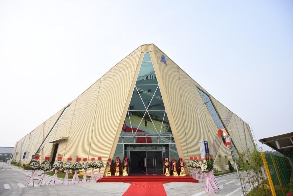 Magneti Marelli inaugura in Cina uno stabilimento per le sospensioni