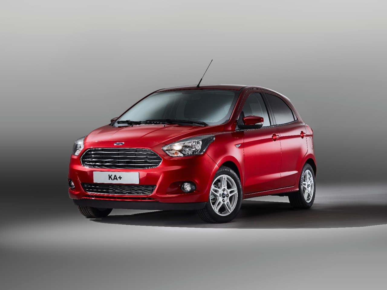 Nuova Ford Ka Plus: foto