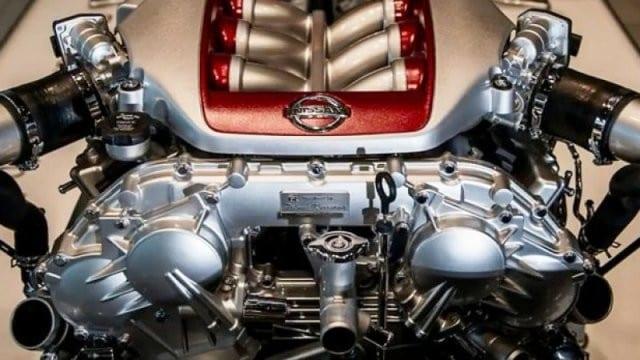 Nissan GT-R 2017, la tecnica