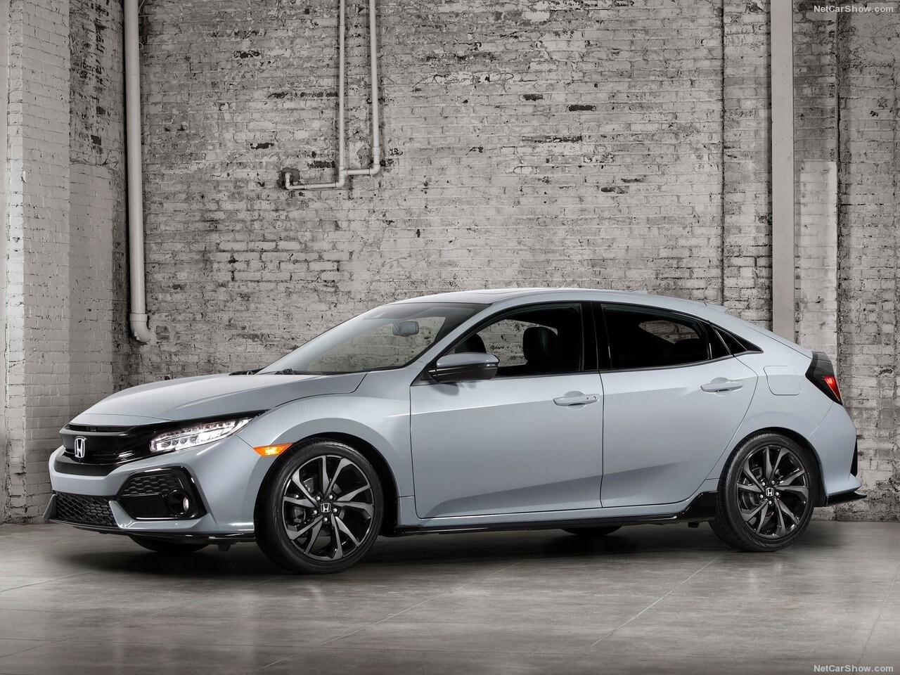 Nuova Honda Civic, svelata la hatchback