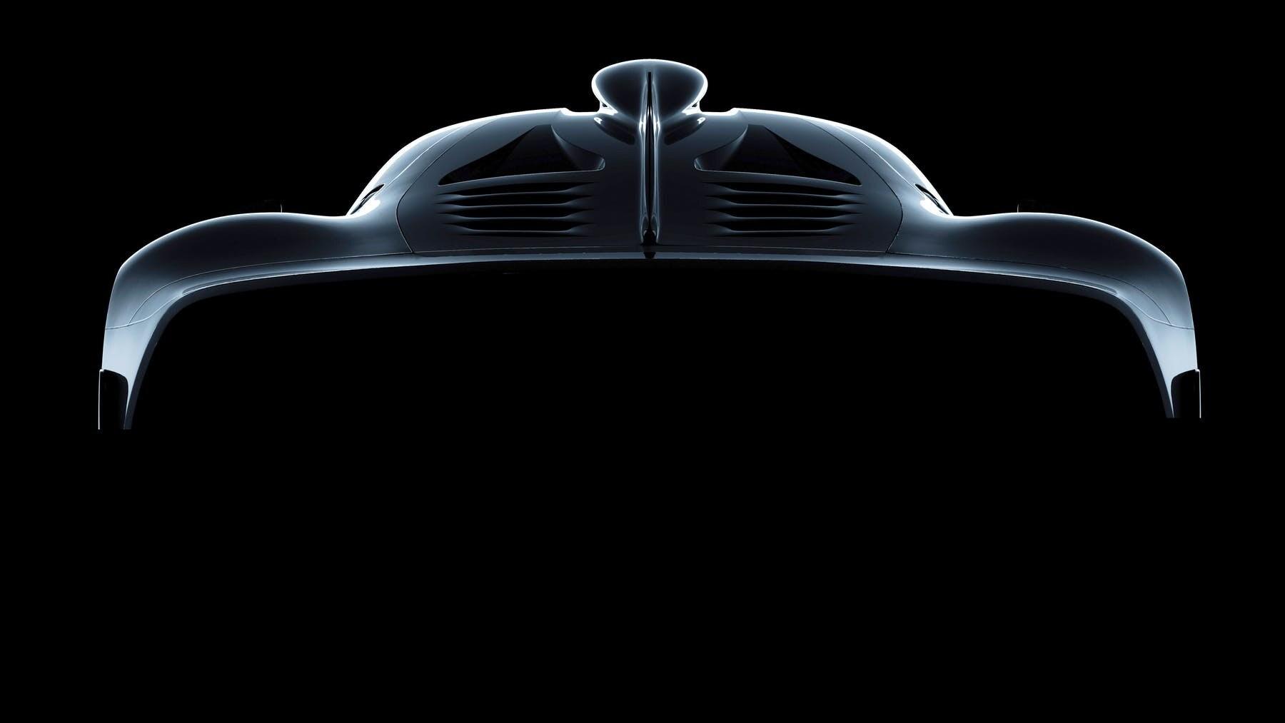 Mercedes AMG Project One, 1020 CV per battere tutte le altre