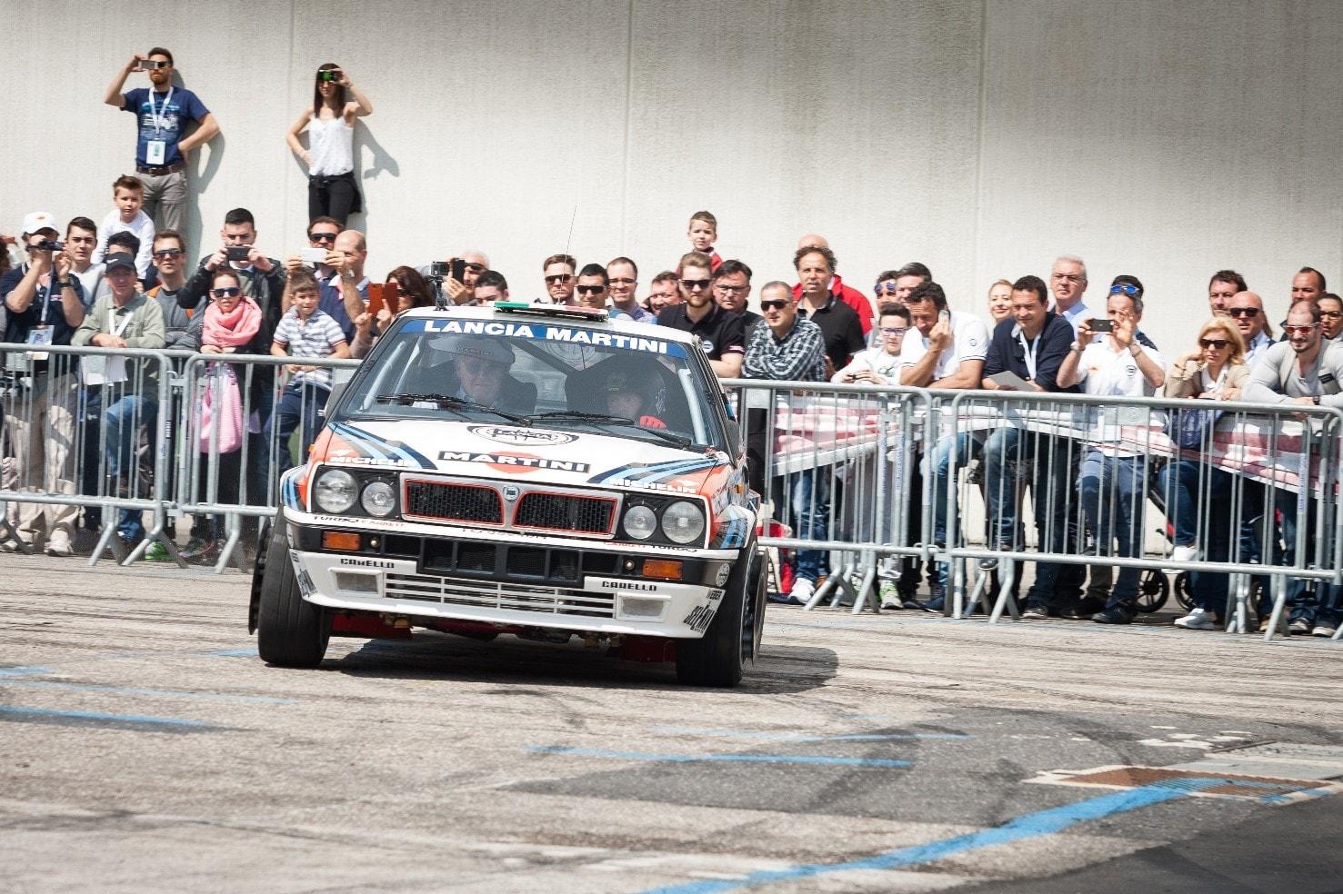 Verona Legend Cars: vintage, rally e auto elettriche