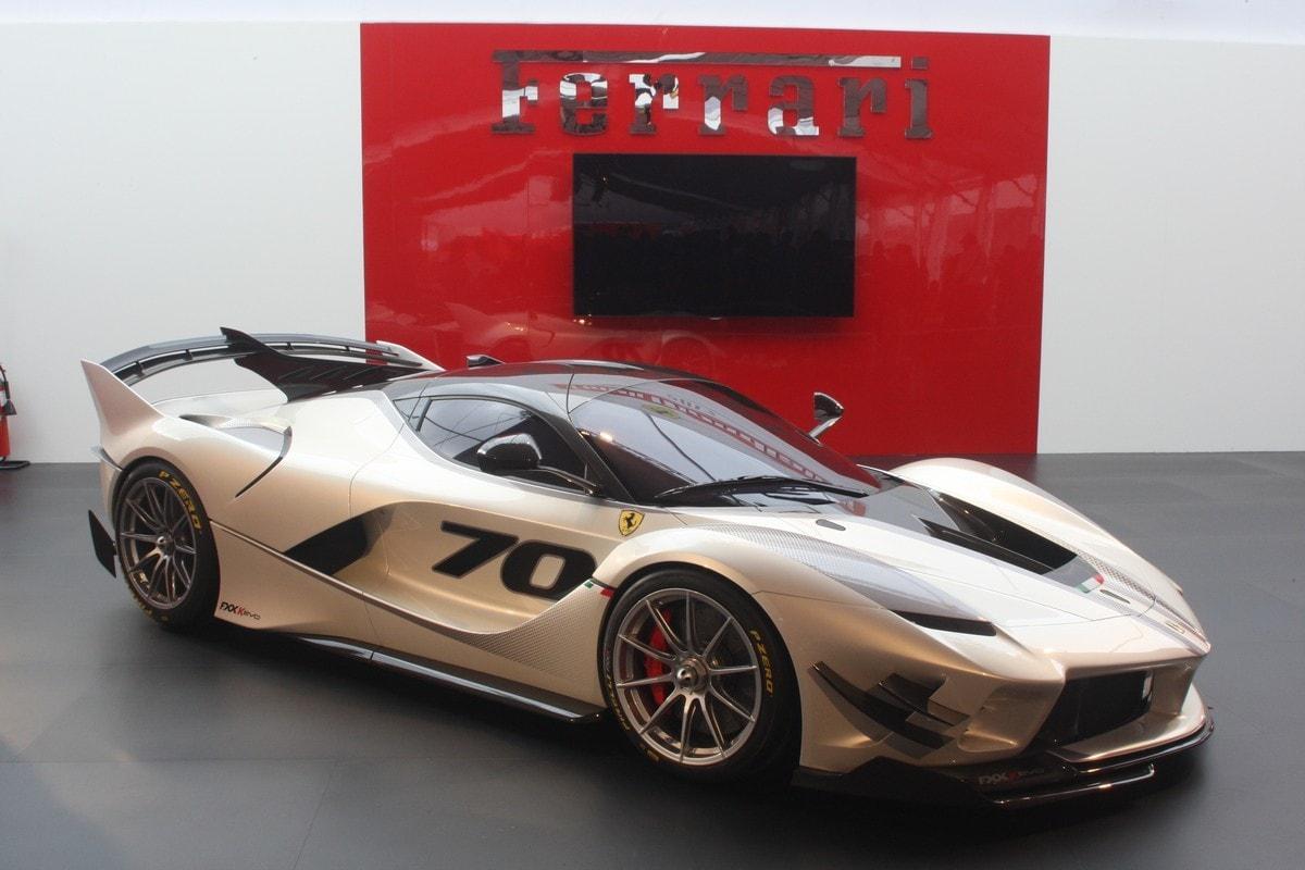 Ferrari FXX-K Evo: foto