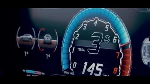 Lamborghini Urus, Terra Driving Mode