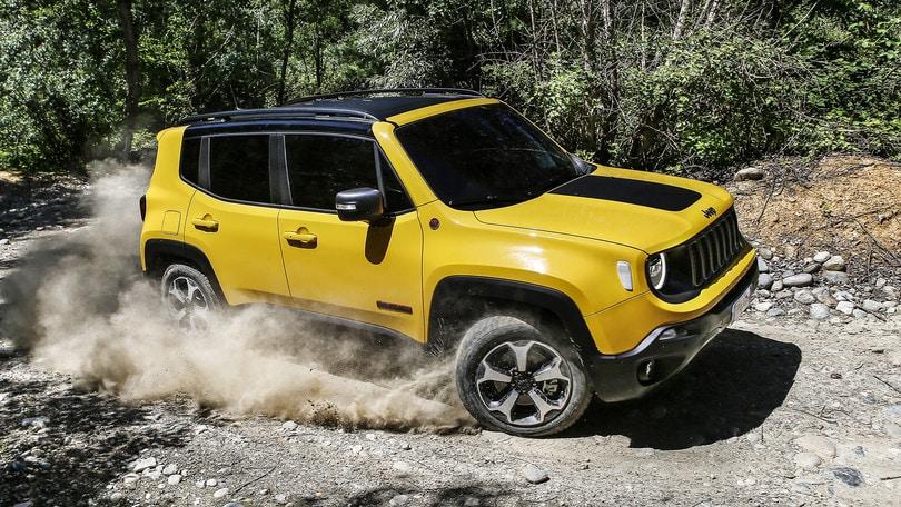 Jeep Renegade Plug In Hybrid Sul Mercato Nel 2020 Auto It