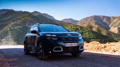 Orgoglio Citroën, la prova di C5 Aircross