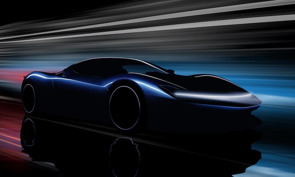 Automobili Pininfarina PF0 prende vita la filosofia PURA