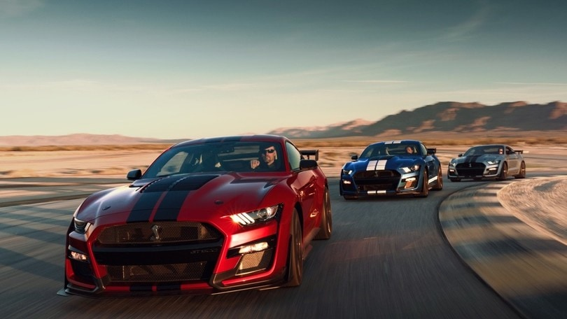 Mustang Shelby GT 500, a Detroit estrema come mai prima