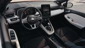 Nuova Renault Clio, prime foto degli interni