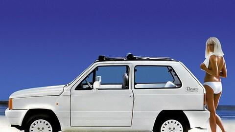 Auto dell'anno: 1981, quando la Fiat Panda arrivò seconda