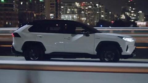 Salone di Ginevra 2019: nuova Toyota Rav4