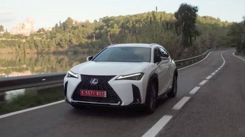 Salone di Ginevra 2019: la Lexus UX