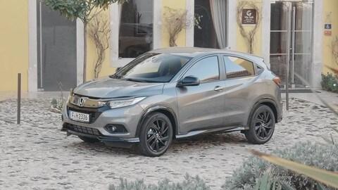 Video: Honda HR-V Sport, la prova