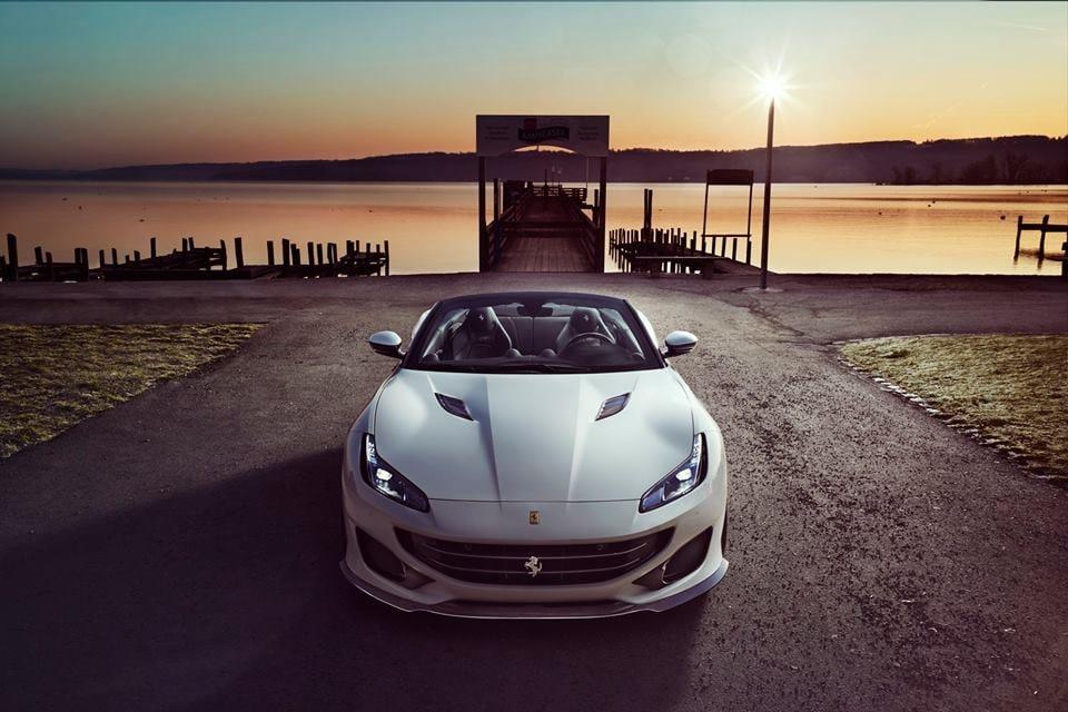 Ferrari Portofino by Novitec, tuning performante