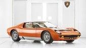 Lamborghini Miura, il Polo Storico certifica la protagonista di The Italian Job