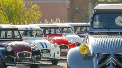 100 Anni Citroën, è festa al Salone del Parco Valentino