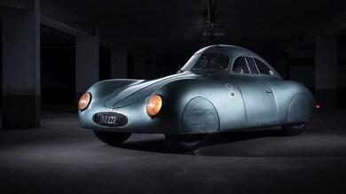 Porsche Type 64, all'asta la più antica tra le Porsche