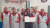 Toyota: contest premia gli studenti migliori