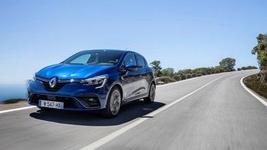 Nuova Renault Clio, il test su strada
