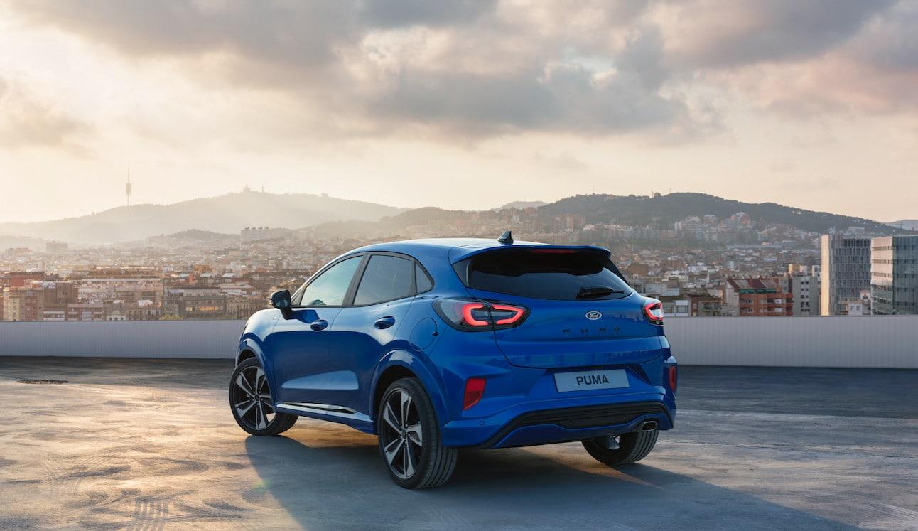 Nuova Ford Puma: il crossover polivalente FOTO E VIDEO
