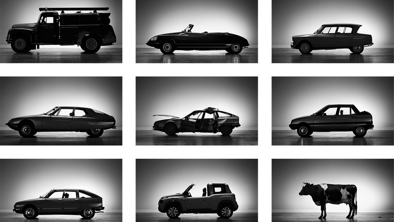 The World Inspired by Citroën: una mostra per i 100 anni