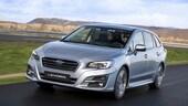 Subaru Levorg Model Year 2019: primo contatto